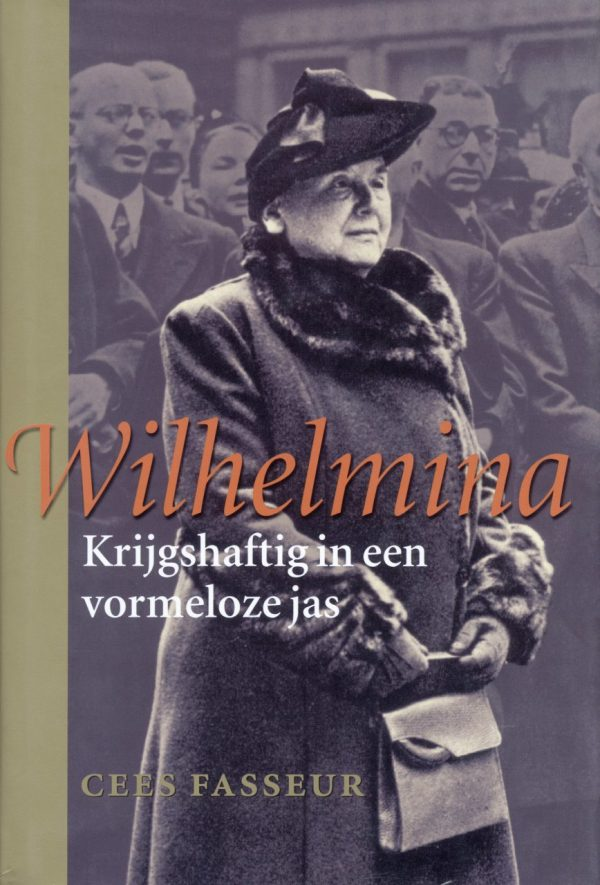 Wilhelmina, Krijgshaftig in een vormeloze jas