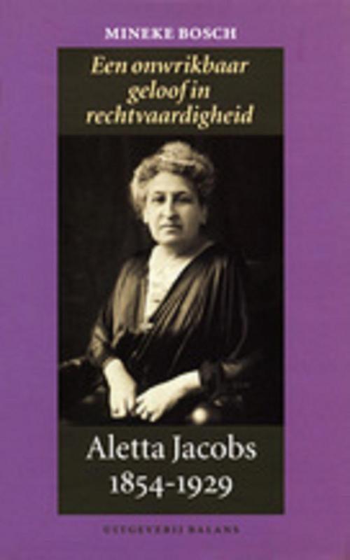 Aletta Jacobs 1854-1929