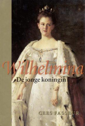 Wilhelmina, De jonge koningin
