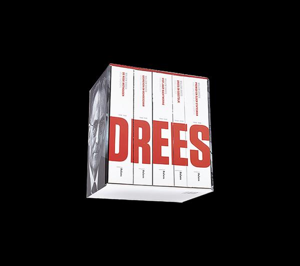 Biografie Drees 5 delen in cassette