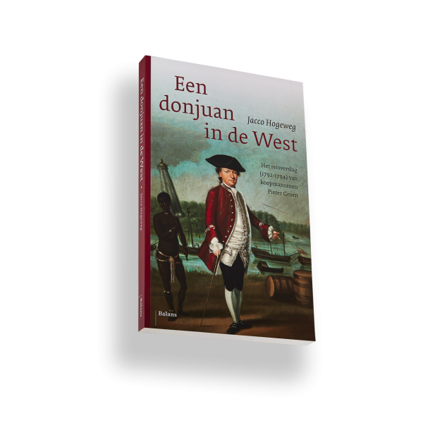 Een donjuan in de West