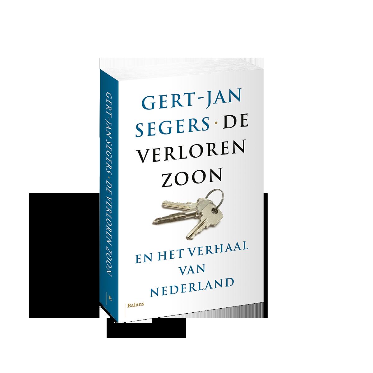 Leesfragment Gert-Jan Segers - ' De verloren zoon' - Uitgeverij Balans